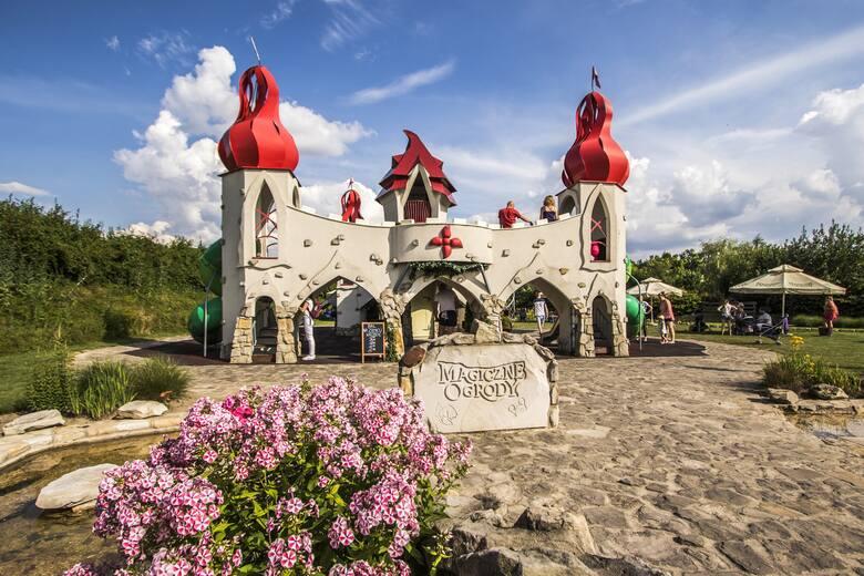Magiczne Ogrody już otwarte
