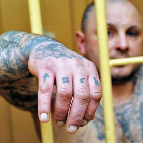 Dżenio marzy o kolejnych tatuażach. Problem w tym, że na skórze pozostało już niewiele miejsca.