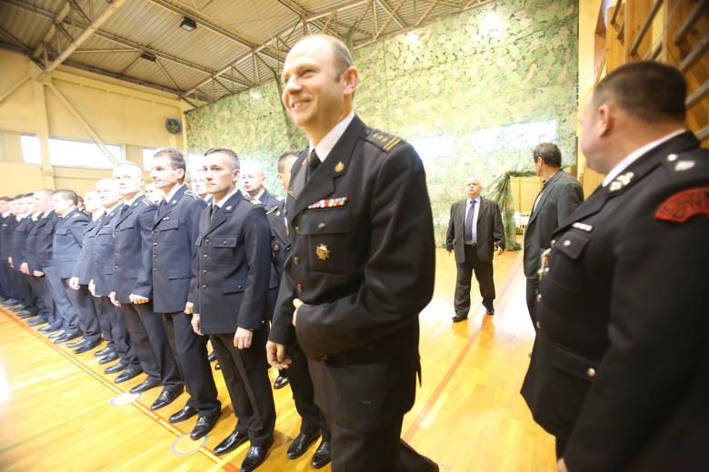 Superstrażak na gali, czyli rozdanie nagród w plebiscycie Dziennika Zachodniego