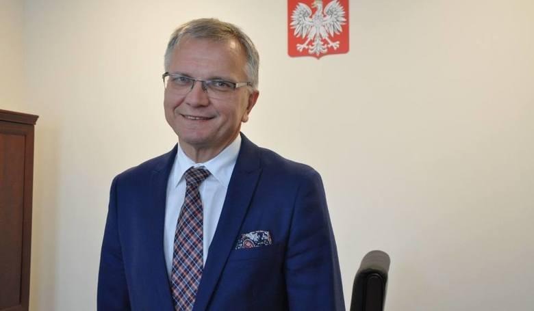 Jarosław Kielar rządzi Kluczborkiem od 2002 roku. Teraz chce rozszerzyć swoje wpływy o powiat.