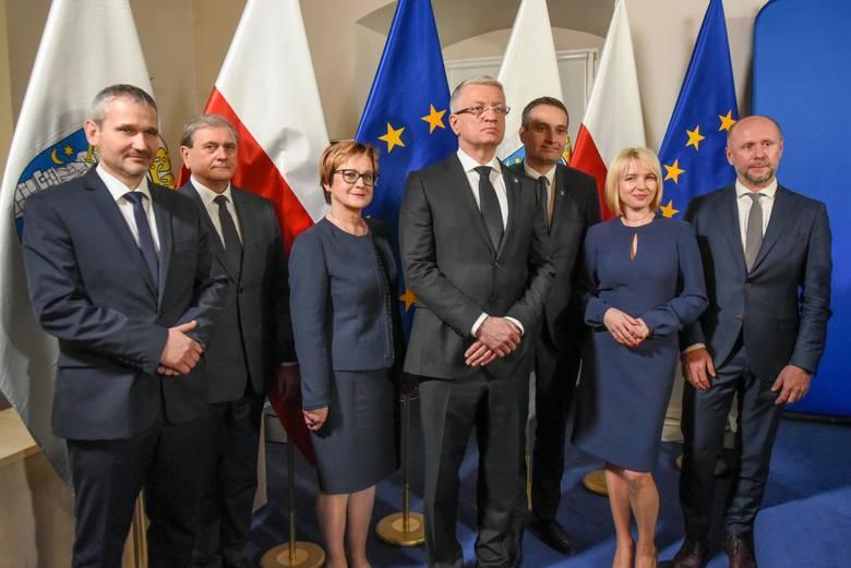 Katarzyna Kierzek-Koperska w gronie najbliższych współpracowników prezydenta Poznania.