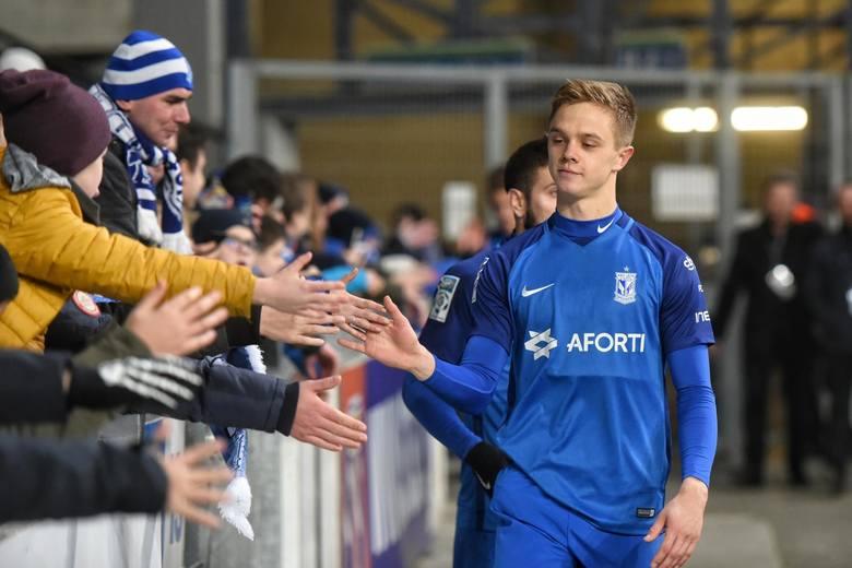 Robert Gumny w Lechu Poznań przeszedł wszystkie szczeble rozwoju - od małego chłopca do profesjonalnego piłkarza, który w środę za ponad 3 miliony euro
