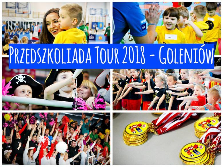 Przedszkoliada Tour 2018 - Goleniów - zobacz zdjęcia!