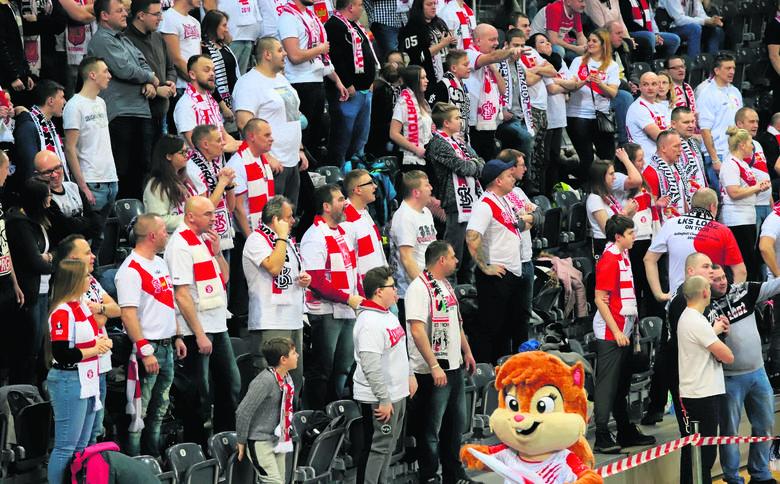 Ekstraklasa siatkarek.  Kibice ŁKS to na pewno mistrzowska liga!