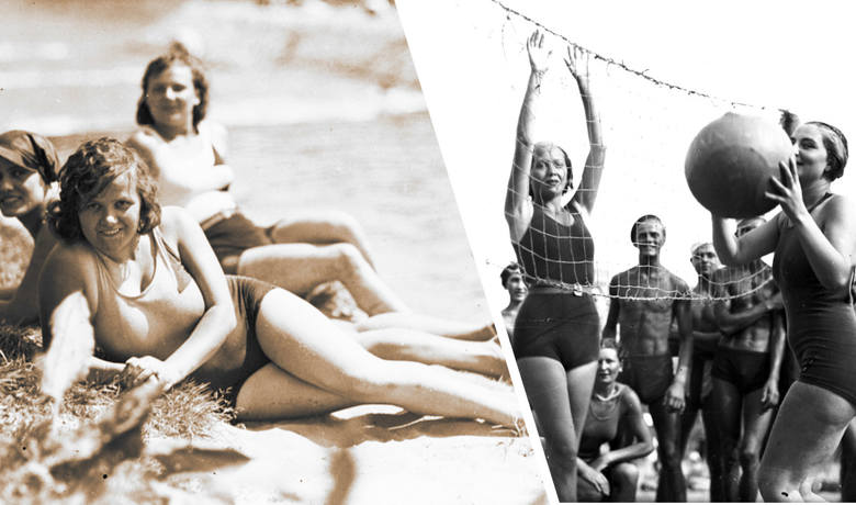 """Czasy, w których nad głową co 10 minut nie przechodził pan """"z gorącą gotowaną kukurydzą i zimnym piwem"""", a na plażach nie budowano"""