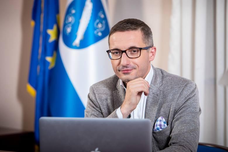 Prezydent Rybnika Piotr Kuczera do ministra zdrowia