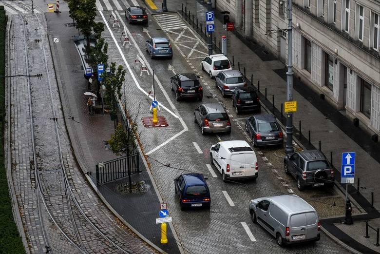 Według policji rozwiązania w strefie Tempo 30 powinny być akceptowane nie tylko przez rowerzystów