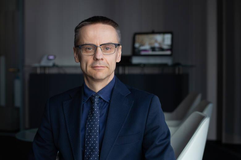 Przemysław Kania, dyrektor Generalny, Cisco Polska: - Jesteśmy dumni z faktu, że Cisco nadal się rozwija w Krakowie i dodaje nowe strategiczne funkcje,