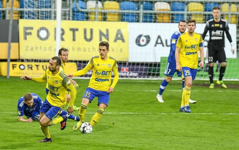 Którzy piłkarze Arki Gdynia powalczą w finale Pucharu Polski? Typujemy skład gdynian