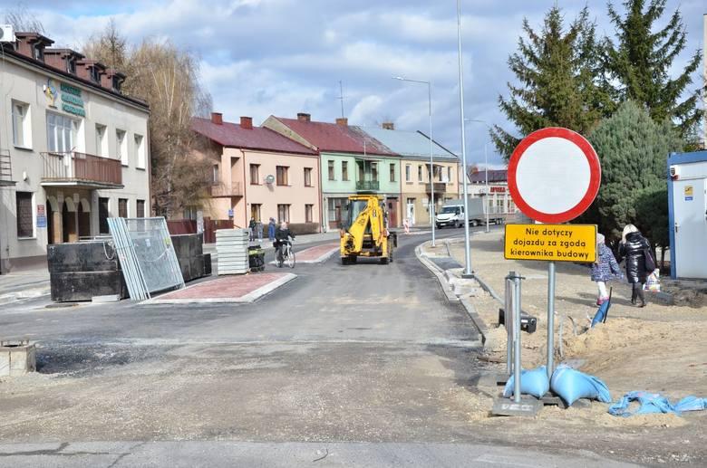 Kozienice. Już w czwartek otwarcie skrzyżowania ulic Warszawskiej, Radomskiej i Lubelskiej wraz z przebudowaną Radomską