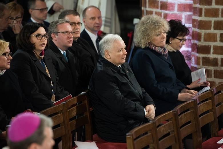 Obchody rocznicy chrztu Polski w gnieźnieńskiej katedrze