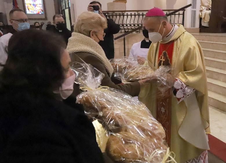 W czwartek 4 marca, w bazylice świętego Kazimierza biskup radomski Marek Solarczyk przewodniczył mszy świętej z okazji uroczystości św. Kazimierza królewicza,