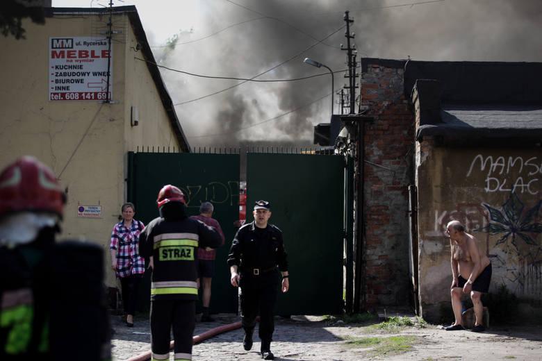 Jednym z najtragiczniejszych pożarów, które wybuchły w ostatnich latach w Bydgoszczy, był ten z maja 2016 roku. W jego wyniku życie straciły trzy osoby.