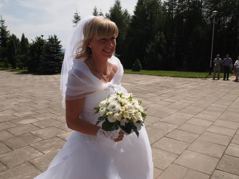 Krystyna Pałka wyszła za mąż za Grzegorza Guzika.