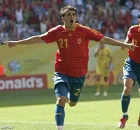 Villa z zespołu Hiszpanii.