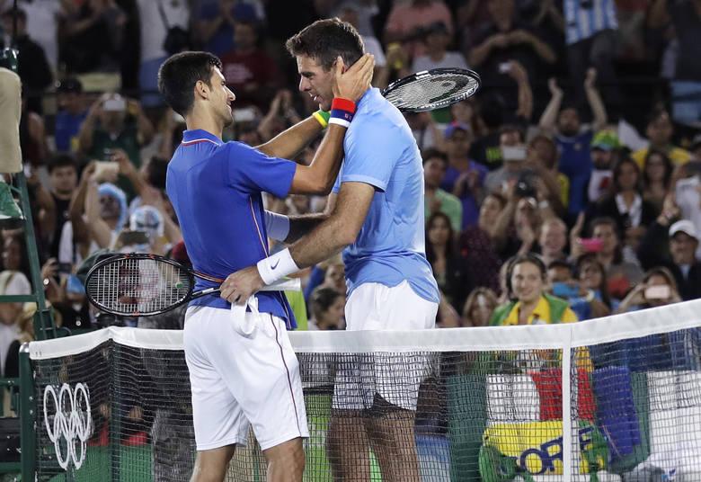 Novak Djoković sensacyjnie odpadł z igrzysk