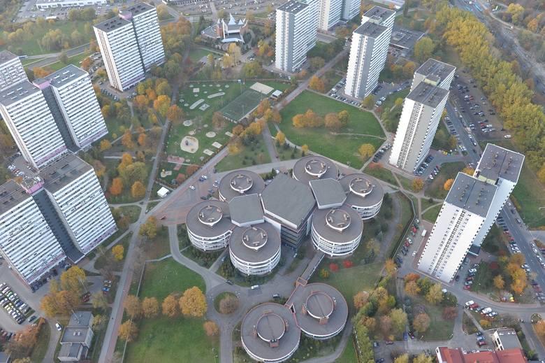 Katowice, os. Tysiąclecia