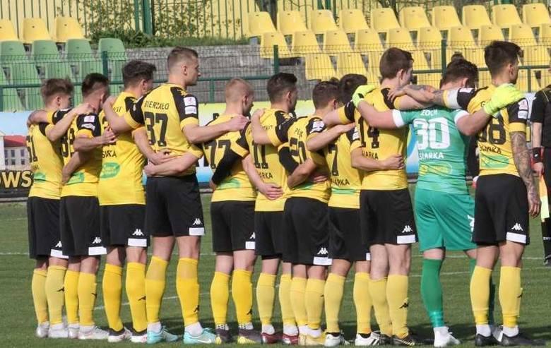 Sparing. Sobotni mecz kontrolny pomiędzy Siarką Tarnobrzeg i Stalą Kraśnik zakończył się zwycięstwem podkarpackiego 3-ligowca