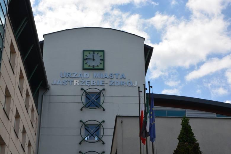 Urząd Miasta w Jastrzębiu pozostaje nieczynny od 16 marca.