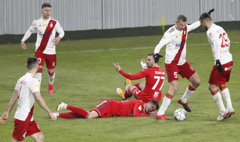 Resovia - ŁKS 1:0. Oceniamy ełkaesiaków po meczu w Rzeszowie