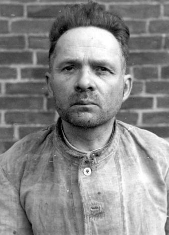 Józef Paczyński May Polaczek ktry by osobistym fryzjerem komendanta Auschwitz