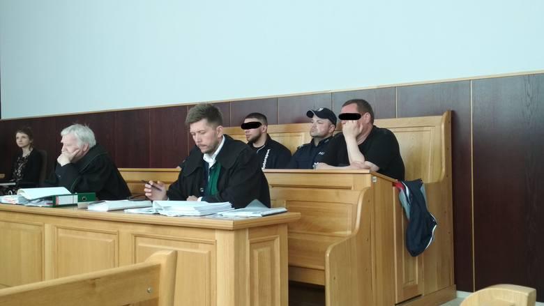 Piotr Ś. usłyszał wyrok dwóch lat więzienia
