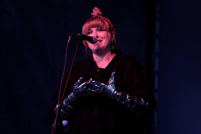Katarzyna Nosowska w Opolu.
