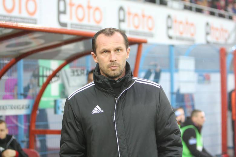 Radoslav Latal odszedł z Piasta Gliwice