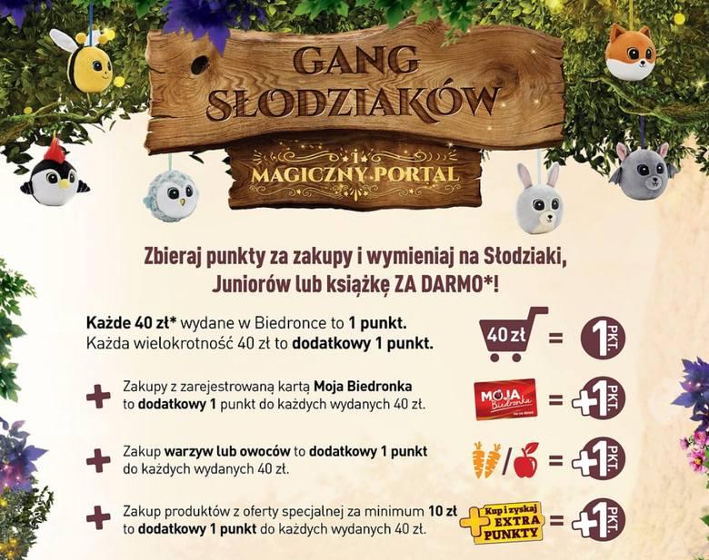 """Zasady """"Gangu Słodziaków"""" i """"Magicznego Portalu"""""""