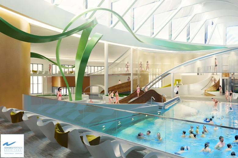 Takiego aquaparku jak w Tychach nie będzie w całym kraju!