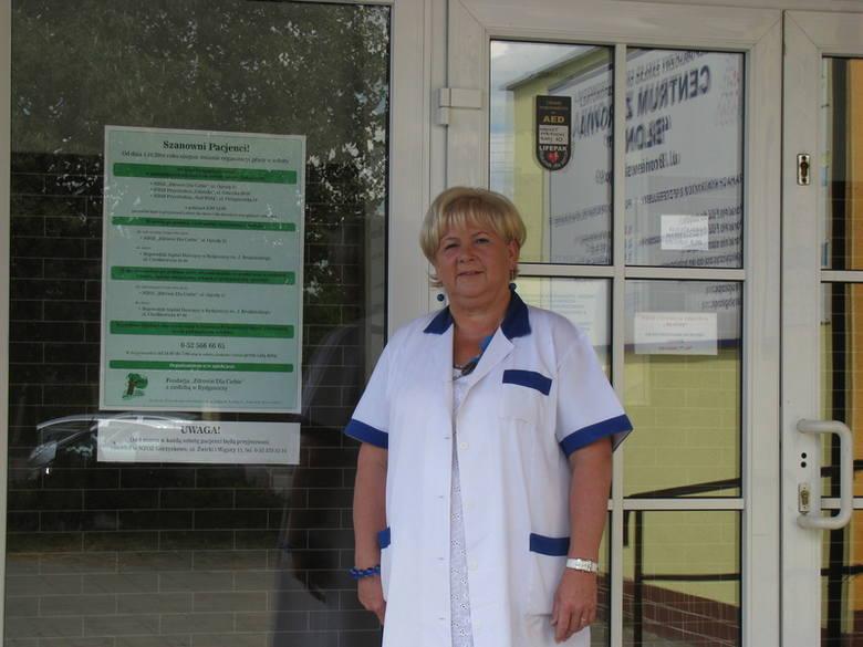 - Jeśli w weekend potrzebujemy pomocy lekarskiej, nie musimy od razu pędzić do szpitala - dodaje Krystyna Kopa.