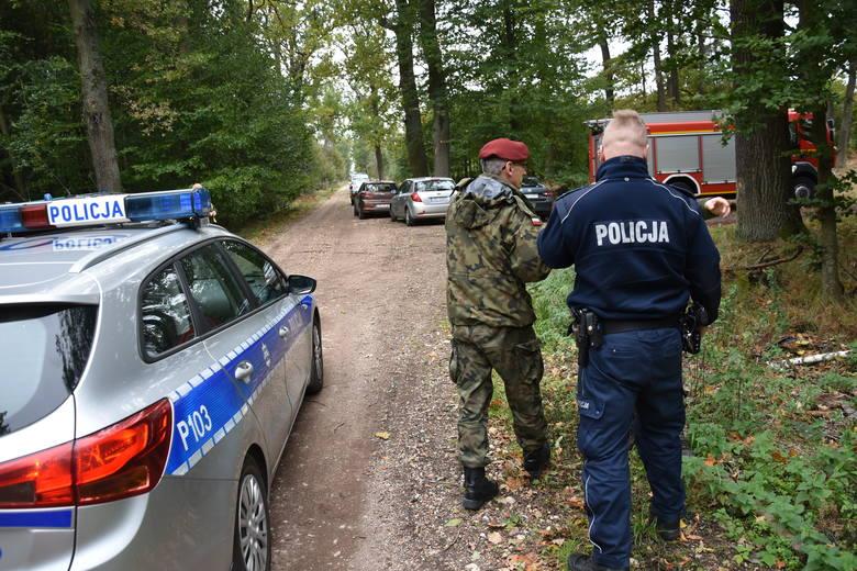 Wybuch pocisku w Kuźni Raciborskiej. Dwóch żołnierzy zgineło. Kolejnych czterech jest rannych, w tym dwóch bardzo ciężko.
