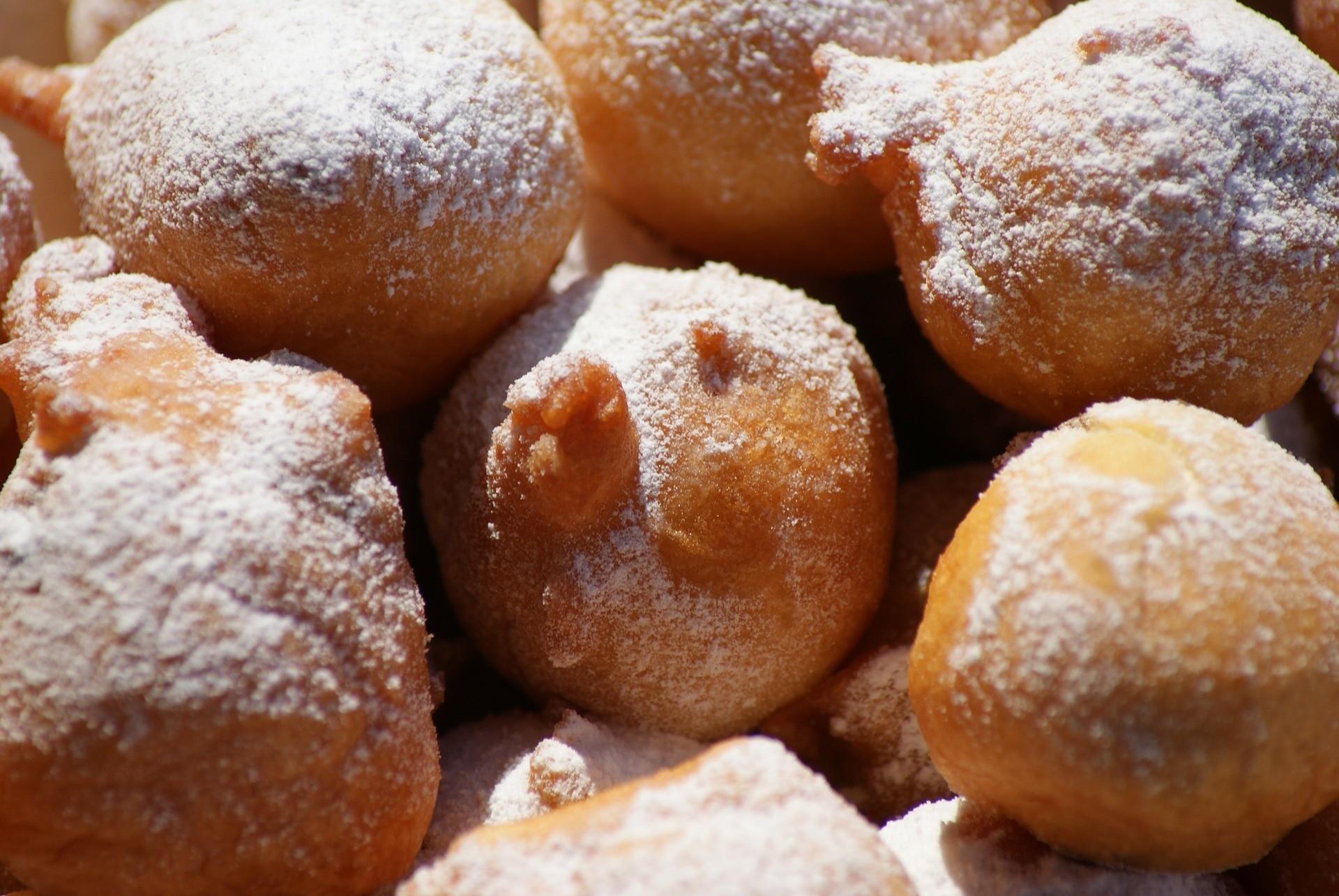 Медовые пончики пошаговый фото рецепт