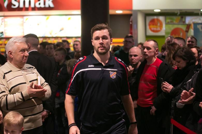 Prezentacja piłkarzy Odry Opole.