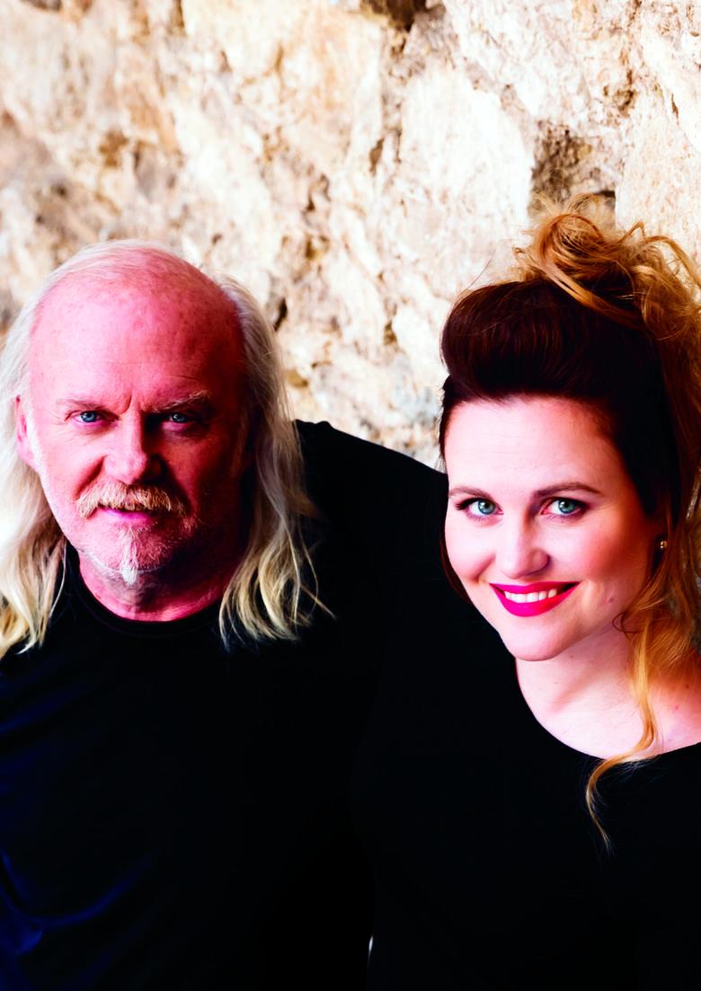 Andrzej Sikorowski z Grupy Pod Budą zaśpiewa we Włocławku. W duecie z córką Mają
