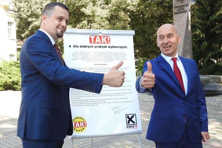 Tadeusz arłukowicz konferencja fot. lsd / kurier poranny / polskapress
