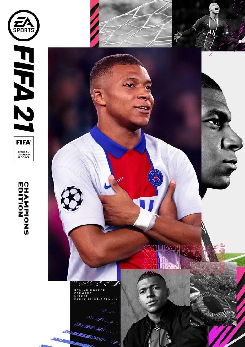 EA ujawniło, kto będzie na okładce FIFA 21! To gracz PSG