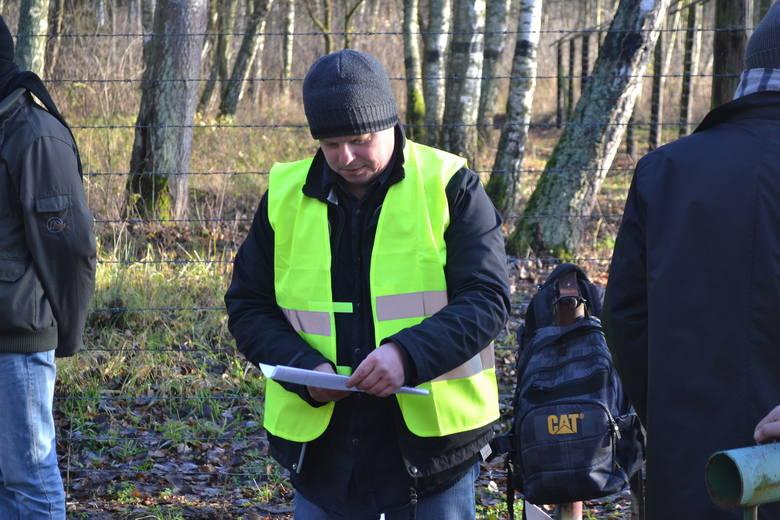 Prace archeologiczne i porządkowe rozpoczęły się jesienią 2015 roku