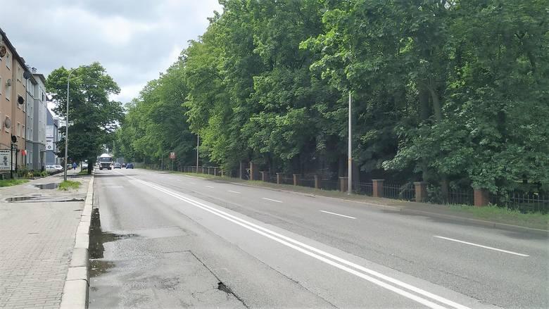 Drogowcy będą pracować na odcinku ul. Wrocławskiej pomiędzy ulicami Partyzancką i Nysy Łużyckiej