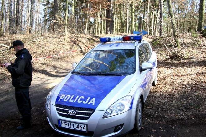 Małżeństwo, które spłonęło w leśniczówce w Dobrzycy wcześniej zostało zamordowane - potwierdza prokuratura