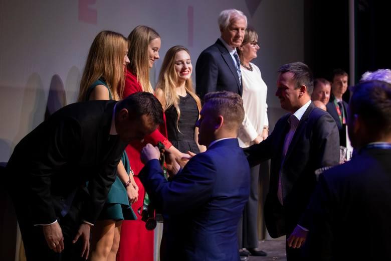 W czwartek (24.10) w Bydgoszczy odbyła się Gala Sportu Akademickiego. Uroczystość w Operze Nova była okazją do podsumowania Akademickich Mistrzostw Polski