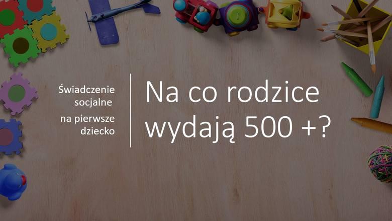 Polacy korzystający z programu 500+ na pierwsze dziecko, planują przeznaczyć dodatkowe fundusze przede wszystkim na życie. Zdecydowana większość przeznaczy