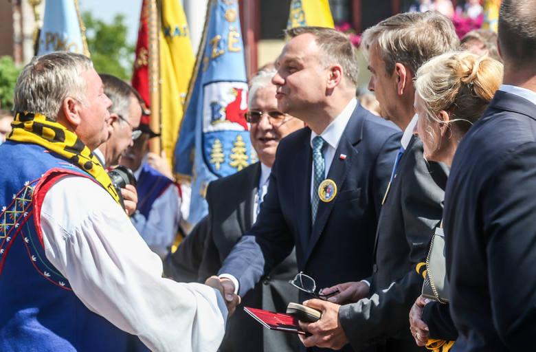 XX Światowy Zjazd Kaszubów w Luzinie, sobota, 7 lipca 2018