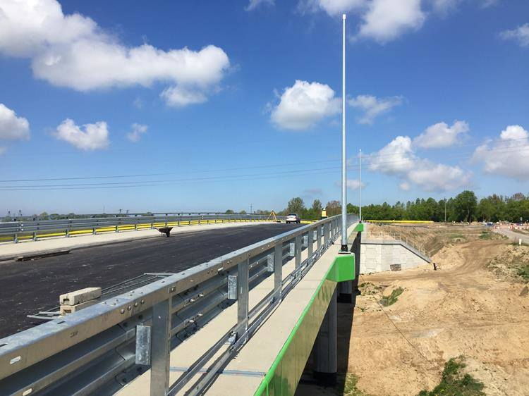 W naszym regionie trwa realizacja drogi ekspresowej S6. Zobaczcie zdjęcia z prac prowadzonych przy budowie obwodnicy Koszalina i Sianowa.Zobacz także