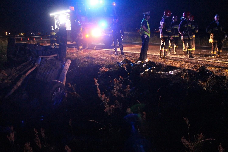 Śmiertelny Wypadek W Prochowicach Nie żyją Motocyklista I