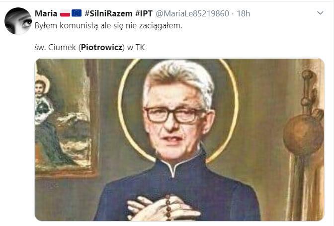 Krystyna Pawłowicz i Stanisław Piotrowicz w TK. Internet komentuje. Zobacz najlepsze MEMY i komentarze o kandydatach PiSu do TK