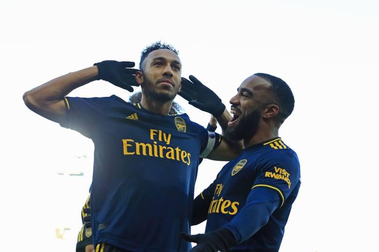 20. miejsce - Pierre-Emerick Aubameyang (Arsenal/Gabon)