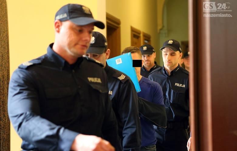 Ruszył proces byłego szefa podziemia gangsterskiego w Szczecinie