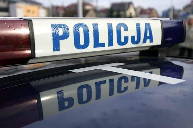 Dąbrowa Tarnowska. Policjant złapał samobójcę w locie