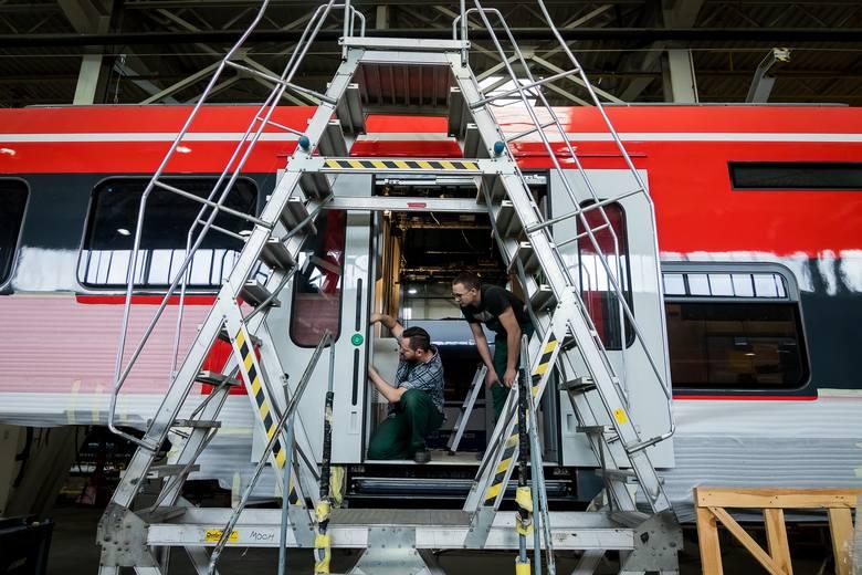 To największy kontrakt w historii Pesy podpisany z niemieckim przewoźnikiem podczas targów w Berlinie InnoTrans 2012. Zawarto wtedy umowę ramową na dostawę